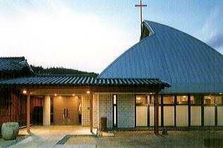 児島聖約キリスト教会/倉敷市