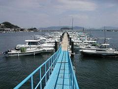 プレジャーボート係留施設 プレジャーボート係留施設